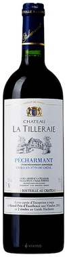Pecharmant Chateau La Tilleraie 2015