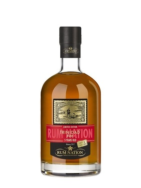 Rhum Trinidad Nation 5 Ans Sherry Finish Oloroso 46% 70cl