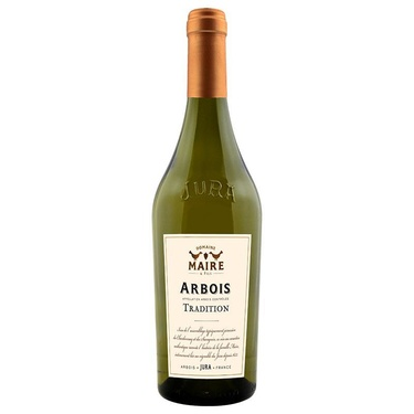 Arbois Blanc Tradition Chardonnay Savagnin Domaine Maire & Fils