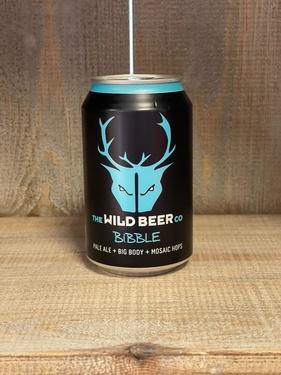 Wild Beer Bibble American Pale Ale Ambree 33cl
