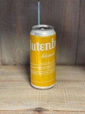 Blonde Glutenberg Sans Gluten 47cl