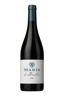 Vin De France Rouge Le Zulu Maris 2019 Bio, Sans Sulfite, Vegan