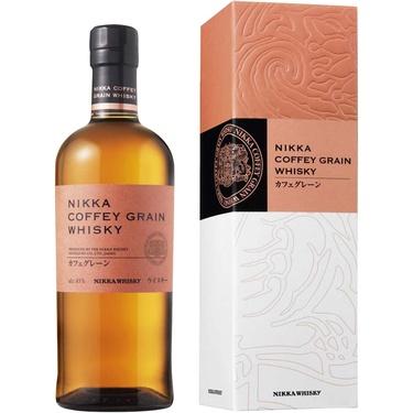 Whisky Japon Single Grain Nikka Coffey Grain 45% 70cl