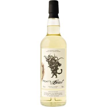 Whisky Ecosse Speyside Single Malt Peat's Beast 46% 70cl
