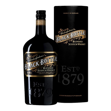 Whisky Ecosse Blend The Black Bottle 40% 70cl