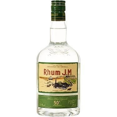 Rhum Agricole Martinique Jm Blanc 50% 70cl