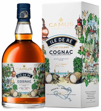 Cognac Ile De Re Camus Fine Island 40% 70cl